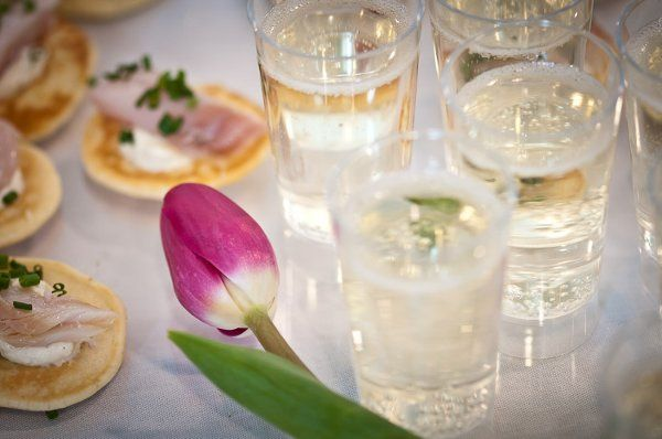La Vie Wedding Catering