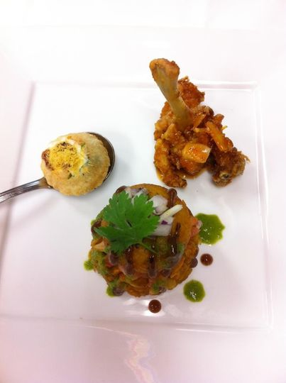 Platted Appetizers