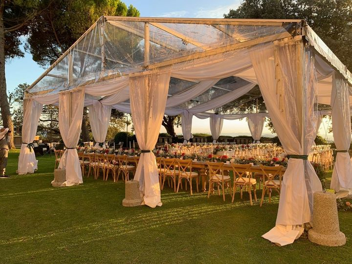 Cristal Marquees