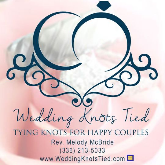 Wedding knots tied officiant nags head nc weddingwire 800x800 1519782449 47d8572bab97700d 1519782448 007cae4623c78678 1519782446610 1 wkt logo square junglespirit Images