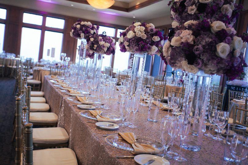 Elegant event design