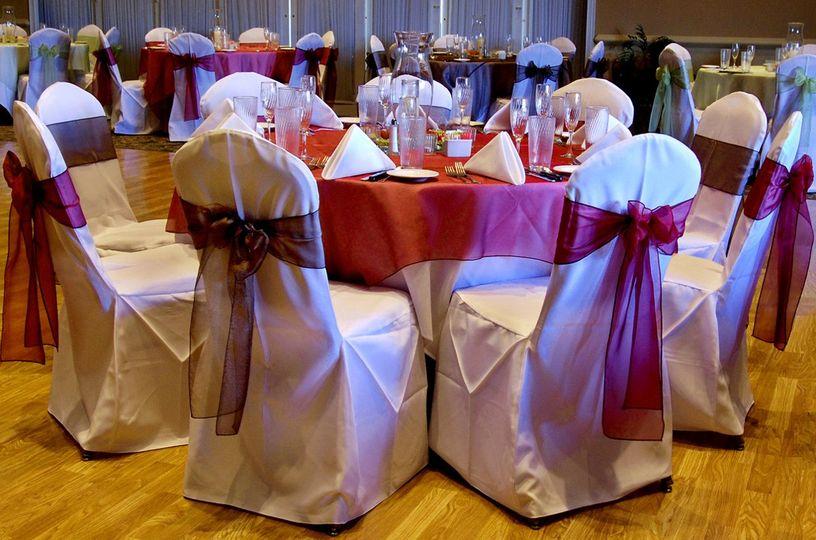 weddingtable2009