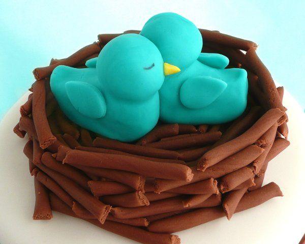 Tmx 1309442943367 Birds Elkridge wedding cake