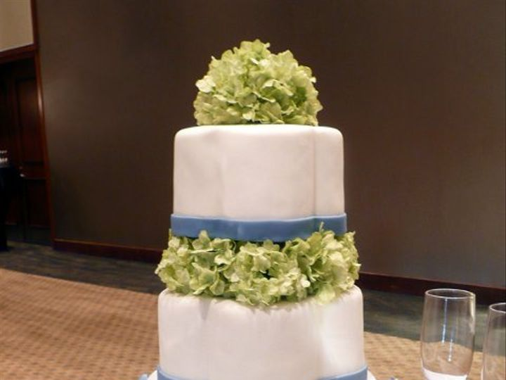 Tmx 1309443004382 GreenHydra Elkridge wedding cake