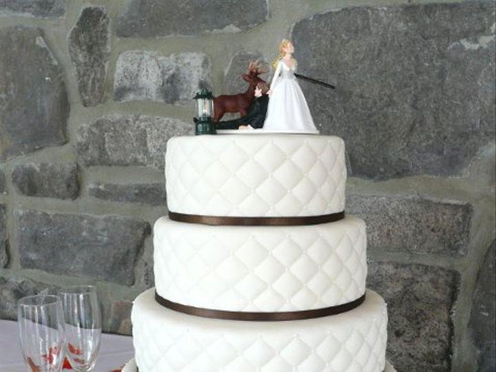 Tmx 1309443031023 Quilted Elkridge wedding cake