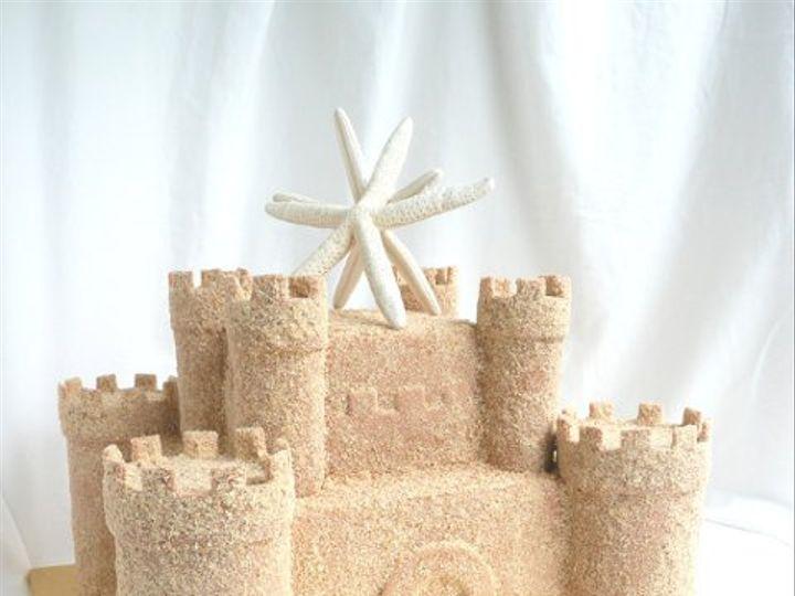Tmx 1309443046507 SandCastle Elkridge wedding cake
