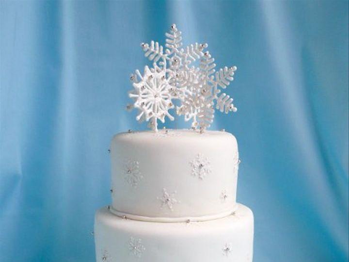 Tmx 1309443050085 Snow Elkridge wedding cake