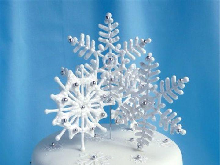 Tmx 1309443053757 SnowClose Elkridge wedding cake
