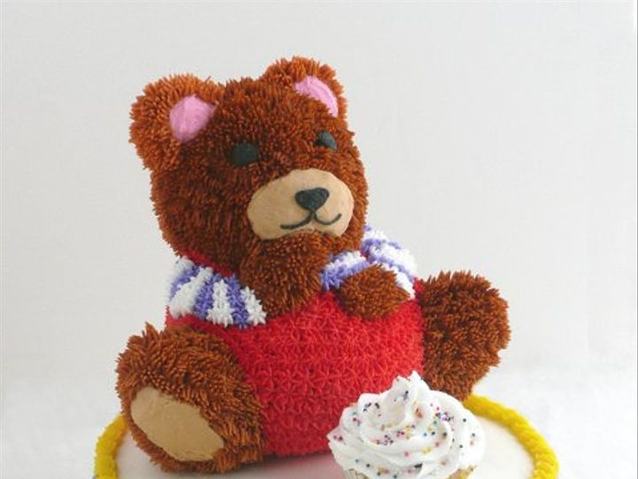 Tmx 1309453014929 Bear Elkridge wedding cake