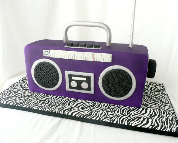 Tmx 1309453023914 Boombox Elkridge wedding cake