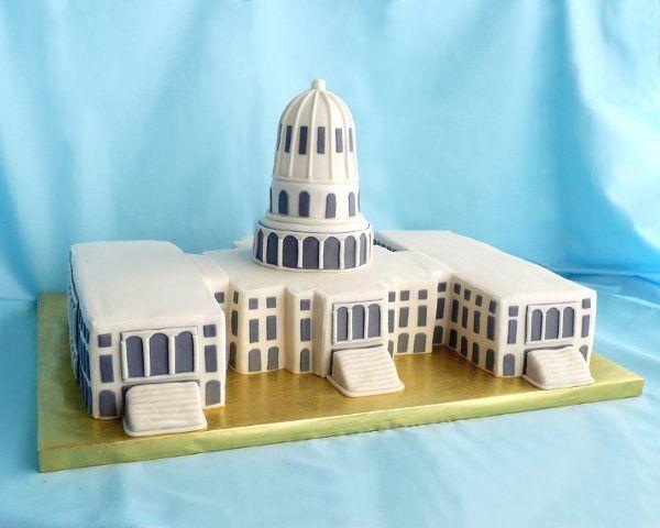 Tmx 1309453039820 Capitol Elkridge wedding cake