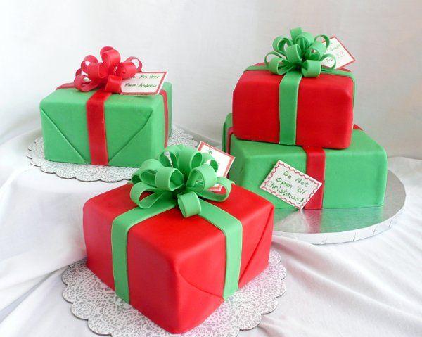 Tmx 1309453047882 ChristmasPresents Elkridge wedding cake