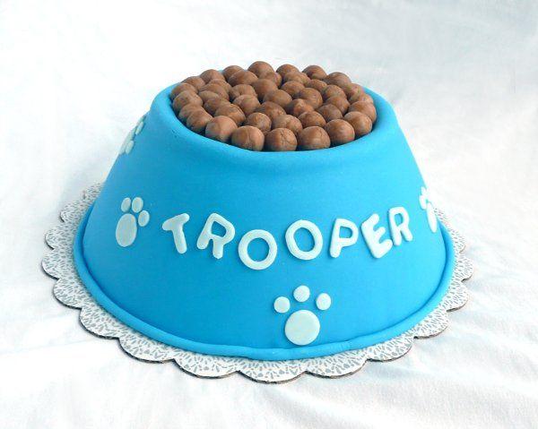 Tmx 1309453054320 DogBowl Elkridge wedding cake