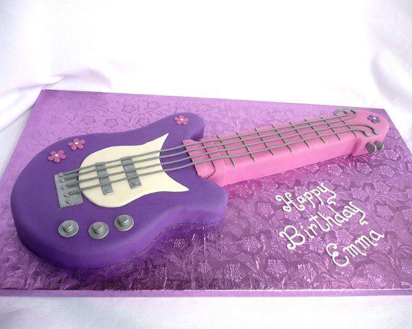 Tmx 1309453076226 Guitar Elkridge wedding cake