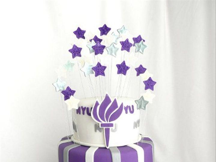 Tmx 1309453095945 NYU Elkridge wedding cake