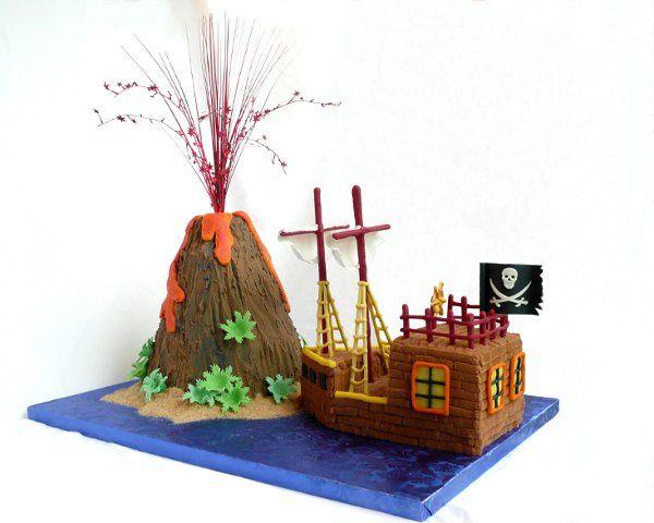 Tmx 1309453099898 PirateIsland Elkridge wedding cake