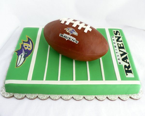 Tmx 1309453129523 RavensFootball Elkridge wedding cake