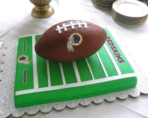 Tmx 1309453135117 Redskins Elkridge wedding cake