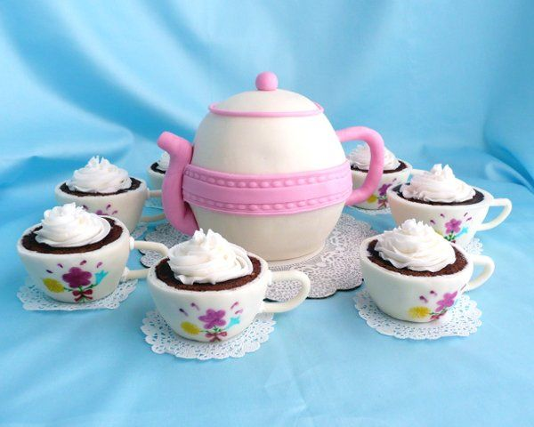 Tmx 1309453166742 Teapot Elkridge wedding cake
