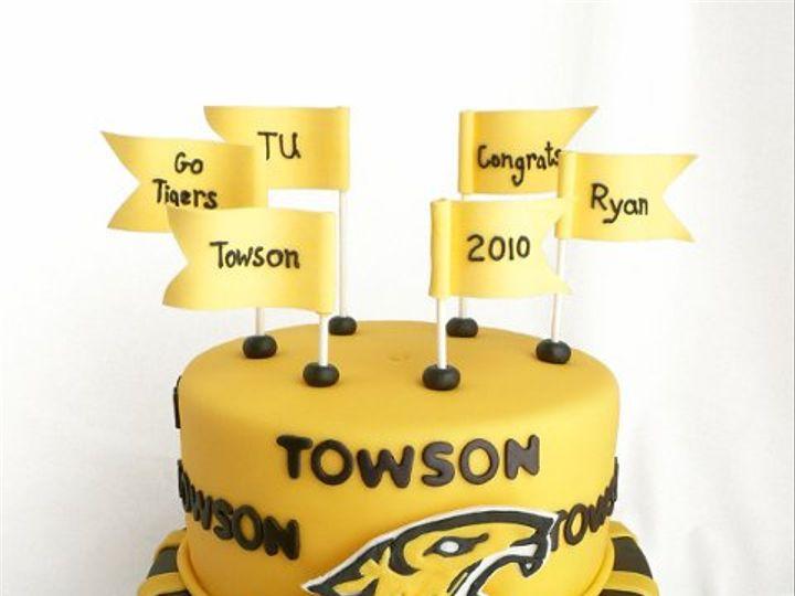Tmx 1309453176460 Towson Elkridge wedding cake