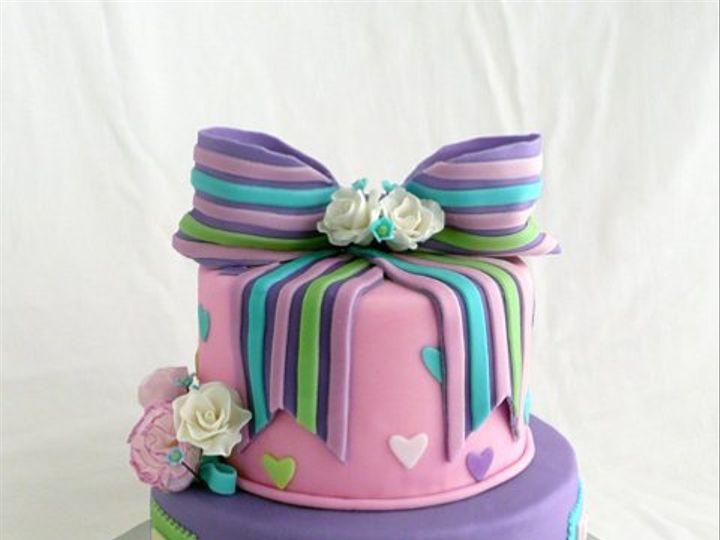 Tmx 1309453782648 BabyShower Elkridge wedding cake