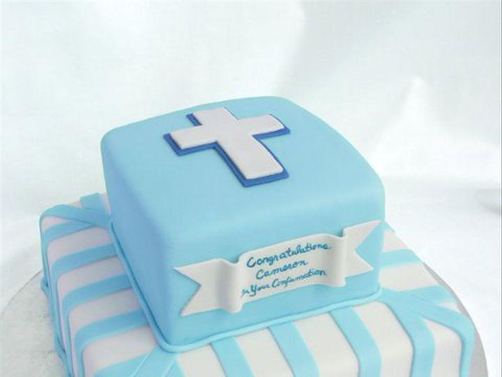 Tmx 1309453785070 BlueConfirmation Elkridge wedding cake