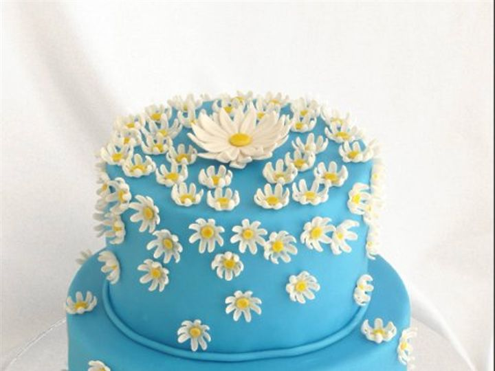 Tmx 1309453794632 Daisy Elkridge wedding cake