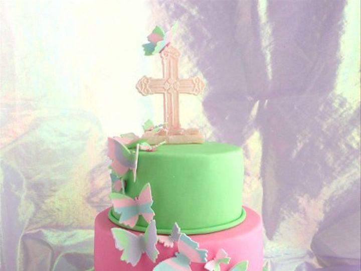 Tmx 1309453799398 ElliesButterflies Elkridge wedding cake