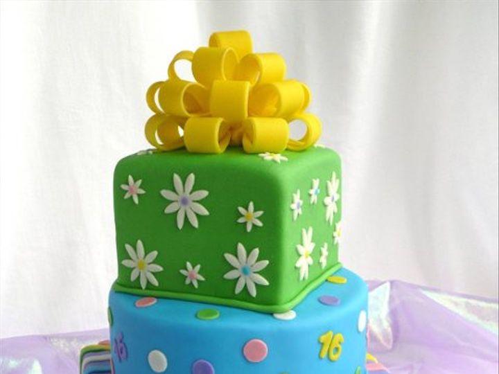 Tmx 1309453836101 Sweet16 Elkridge wedding cake