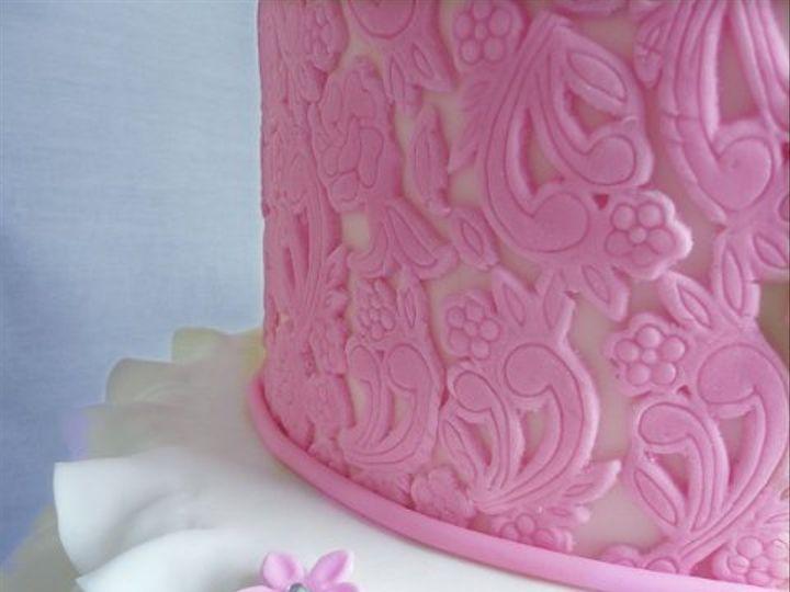 Tmx 1311279906568 CloseUpM Elkridge wedding cake