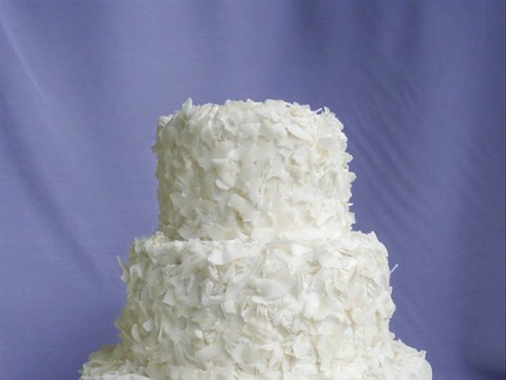 Tmx 1313415400441 CoconutM Elkridge wedding cake
