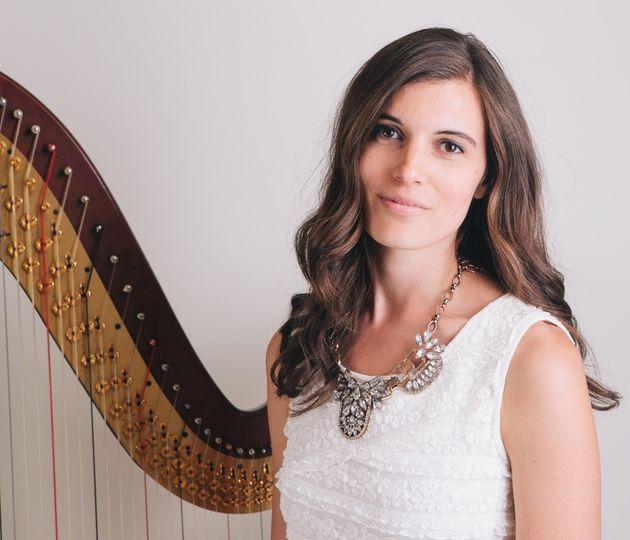 Jessica Gallo - Harpist