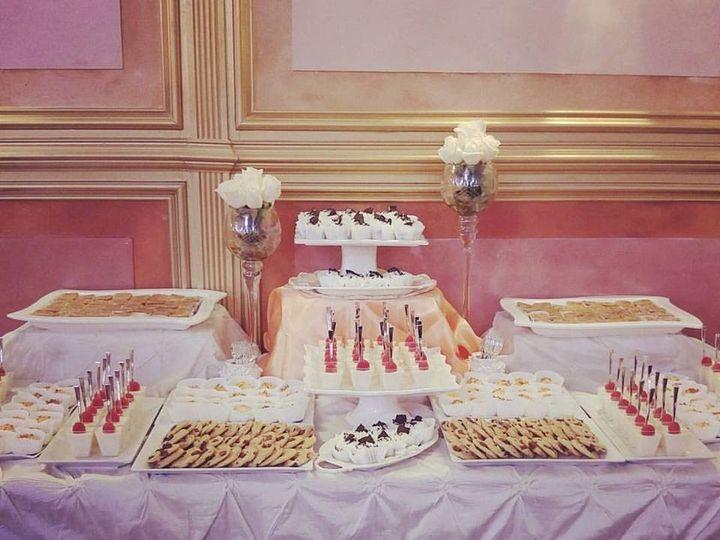 Tmx 1497858065463 Balis Wedding Scotts Valley wedding cake