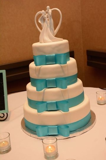 3 14 15 wedding cake