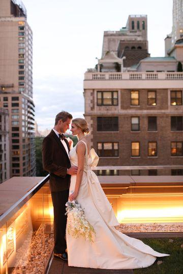 Weill Roof Terrace