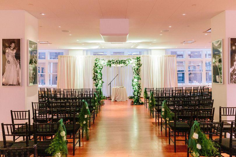 Weill Terrace Room