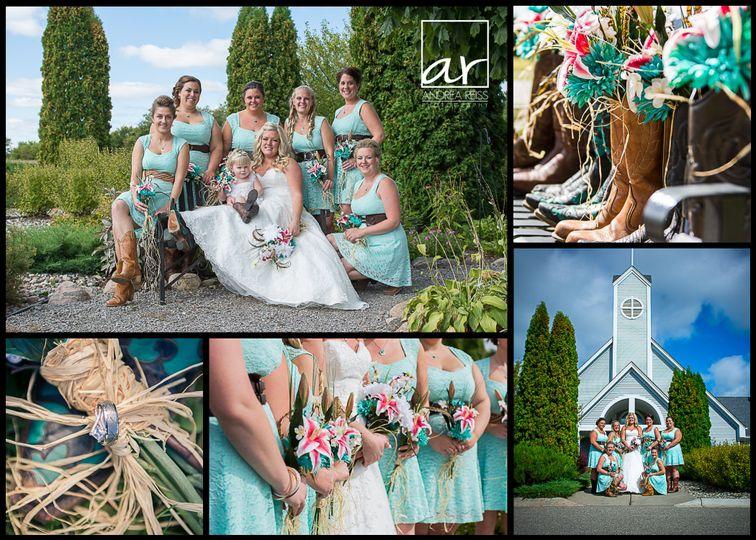 andrea reiss photography wedding