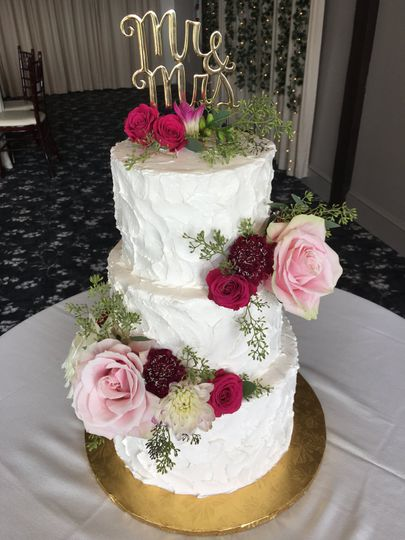 Floral Buttercream