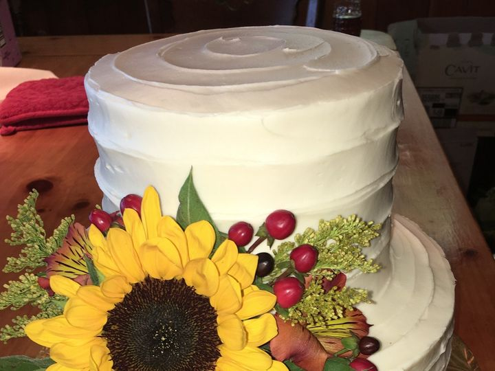 Tmx 1484670372244 Camplake Madbury, NH wedding cake