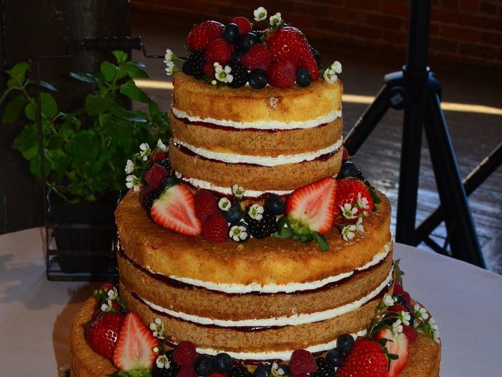 Tmx 1484670445411 Nberry Madbury, NH wedding cake