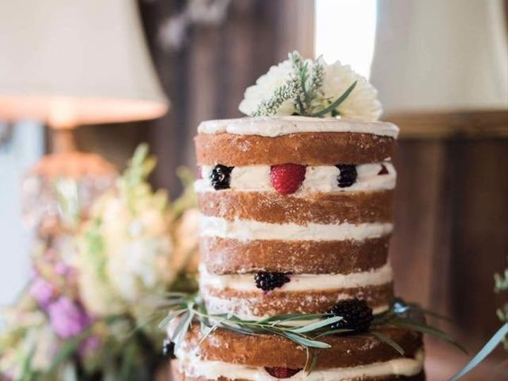 Tmx 1484326825744 O Santa Margarita, California wedding cake