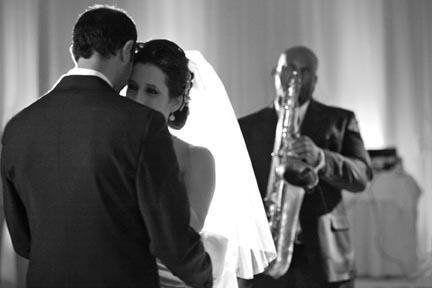 Tmx 1253892088466 Saxwithgroomandbride Tampa, FL wedding dj