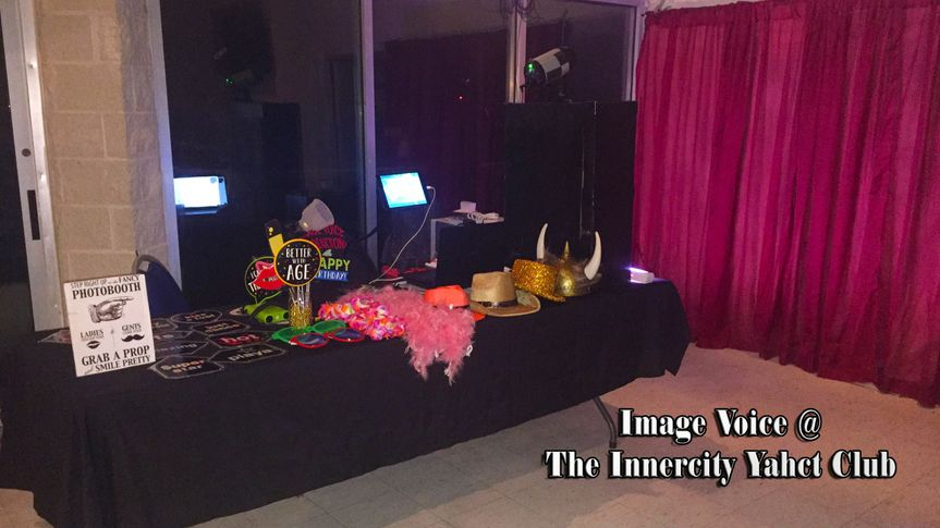 Image Voice Open Booth
