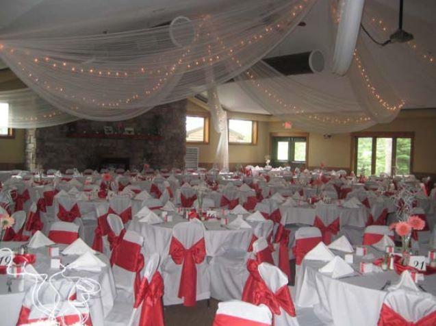Large reception venue
