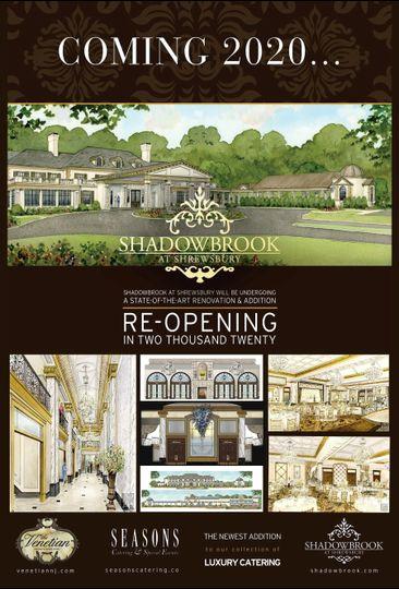 Coming 2020 Shadowbrook NJ