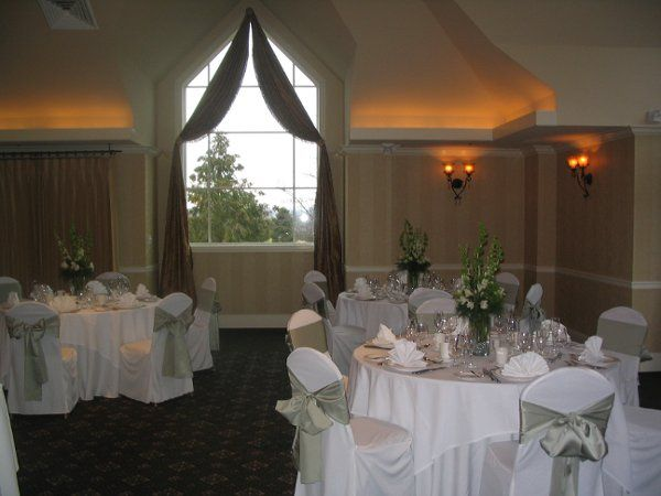 Tmx 1330365818236 Chaircoversbanquetroom2 Spring City, PA wedding venue