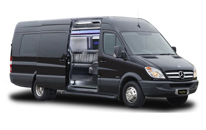 sprinter limo coach
