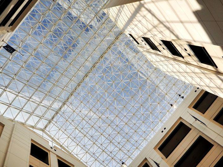 Tmx 1426263104536 Atrium Ceiling Detroit, MI wedding venue