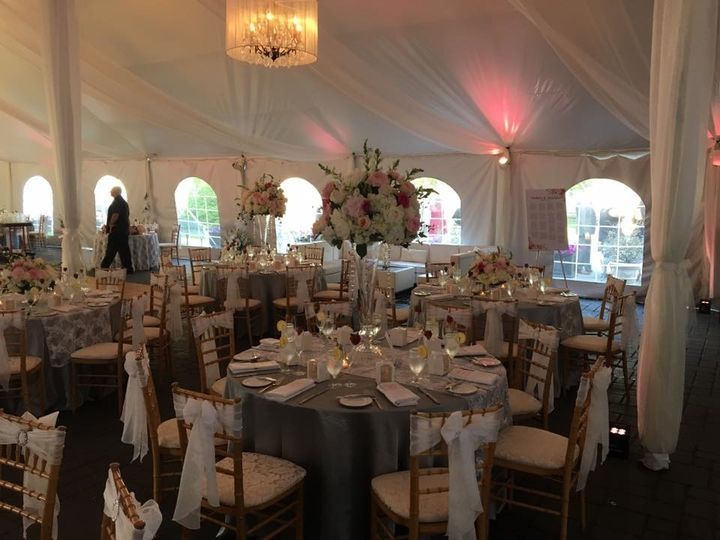Tmx 1502311512619 Inside Tent Upgrades Windham wedding venue