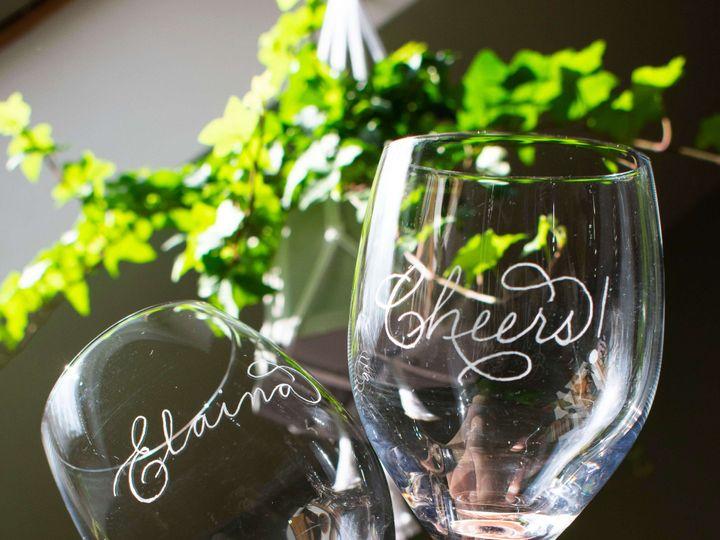 Tmx Wine Glasses 51 947210 158999688932178 Rochester, NY wedding invitation